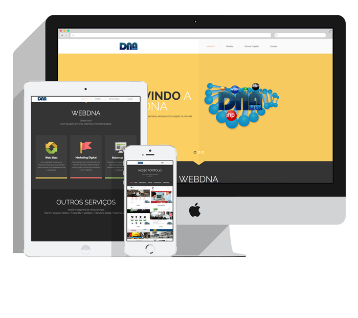 Layout de webSites responsive